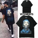 เสื้อยืด VETEMENTS Celeb Graphic Sty.G-DRAGON -ระบุไซต์-