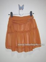 กระโปรง+กางเกง กางเกงกระโปรง กระโปรงแฟชั่น กระโปรงทำงาน ด้านหน้าีมีโบว์ เอวยางยืด กางเกงด้านในสีขาว สวย ดูดี (ใหม่ พร้อมส่ง) ladyshop4u