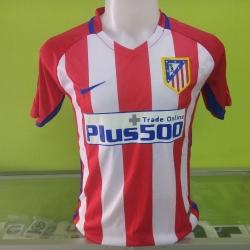 ชุดฟุตบอลทีม แอตเลติโก มาดริดเหย้า 2016-2017