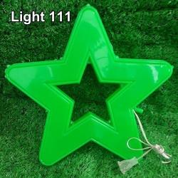ไฟแฟนซีดาวรู สีเขียว cl-029