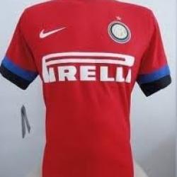 เสื้อทีมเยือน Inter Milan ฤดูกาล 2012- 2013