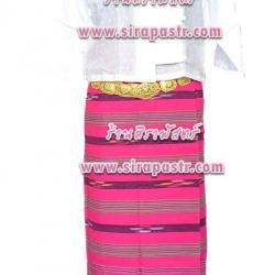 ชุดภาคเหนือ N-F1 สีชมพู (*รายละเอียดในหน้าสินค้า)