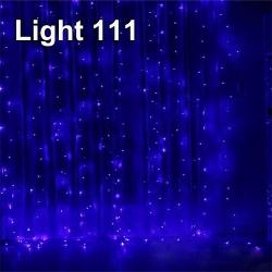 ไฟไม่กระพริบ LED สีฟ้า
