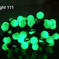 ไฟเชอรี่ LED สีเขียว