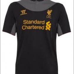 เสื้อทีมเยือน Liverpool 2012 -2013