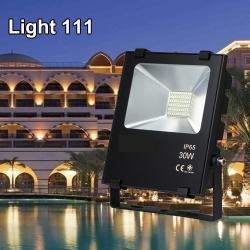 สปอร์ตไลท์ LED 30w (มอก.) แสงสีขาว ( รุ่นใหม่ )