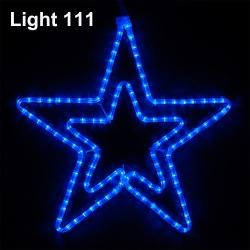 Star LED 54 cm. ( B ) cl-020