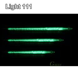 ไฟดาวตก LED 80 cm. สีเขียว (ไฟฝนดาวตก)