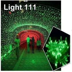ไฟไม่กระพริบ LED สีเขียว