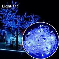 ไฟกระพริบ LED สีฟ้า