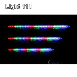 ไฟดาวตก LED 80 cm. สีรวม (ไฟฝนดาวตก)