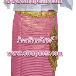 ชุดภาคเหนือ N-F2 สีชมพู (*รายละเอียดในหน้าสินค้า)