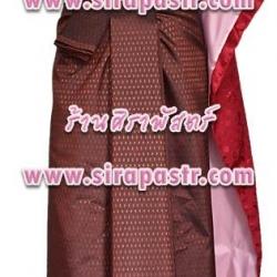 ชุดผ้าไทย-สไบผ้าลาย B2 (สไบฯ+ผ้าฯ 4 หลา*แบบจับสด) *รายละเอียดในหน้าสินค้า