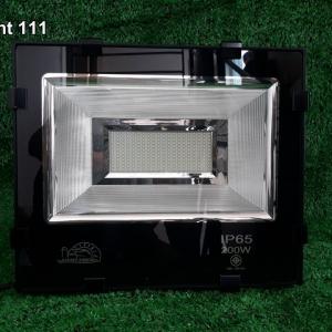สปอร์ตไลท์ LED 200w (มอก.) แสงสีขาว ( รุ่นพรีเมียม )