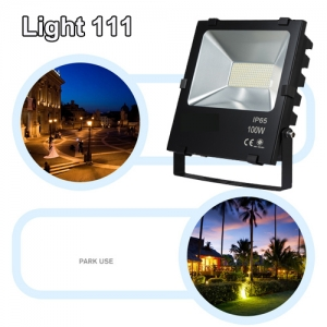 สปอร์ตไลท์ LED (100w) (มอก.) แสงสีขาว ( รุ่นใหม่ )