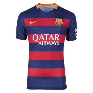 เสื้อบอลผู้หญิงทีมเหย้า Barcelona 2015 - 2016