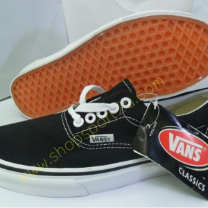 รองเท้า Vans ผู้ชาย สีดำ