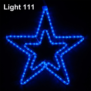 Star LED 54 cm. ( B ) cl-020