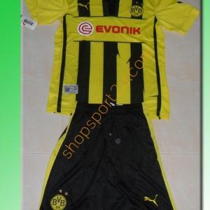 ชุดทีมเหย้า Dortmund 2012 - 2013