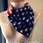 ลายธงชาติอเมริกา 1 ผืน ผ้าพันคอ ผ้าโพก thumbnail 2