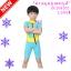 ชุดว่ายน้ำเด็กควบคุมอุณหภูมิ แขนสั้น ขาสั้น thumbnail 2