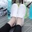 รองเท้าผ้าใบแฟชั่น (พรีออเดอร์) thumbnail 2