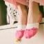 Cute socks ถุงเท้าแฟชั่นลายน่ารัก (3 คู่ 100 บาท) thumbnail 2