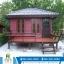 บ้านน็อคดาวน์ บ้านโมบาย บ้านสำเร็จรูป ขนาด3*4เพิ่มระเบีง2*4 thumbnail 1