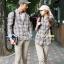 เสื้อเชิ๊ต เสื้อคู่ เสื้อคู่รัก (พรีออเดอร์) thumbnail 1
