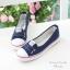 รองเท้าผ้าใบแฟชั่นผู้หญิง ขนาด 35-40 (พร้อมส่ง) thumbnail 2
