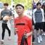 เสื้อยืด Idol Star Athletics Sty.Youngjae -ระบุสี/ไซต์- thumbnail 1