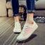 รองเท้าผ้าใบแฟชั่น ขนาด 35-40 thumbnail 2