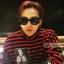 เสื้อแขนยาว Raf simons RedBlack Sty.G-Dragon -ระบุไซต์- thumbnail 2