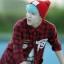 Shirte MEGATON RED Sty.GOT7 -ระบุไซต์/สี- thumbnail 6