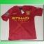 เสื้อทีมเยือน Man City 2012 - 2013 สีเลือดหมู thumbnail 2