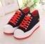 รองเท้าผ้าใบแฟชั่น สไตล์เกาหลี ขนาด 35-39 (พรีออเดอร์) thumbnail 5