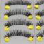 V-607 ขนตาปลอม(ราคาส่ง) ขั้นต่ำ 15 เเพ็ค คละเเบบได้ thumbnail 1