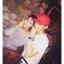 หมวกแบบ G-Dragon (red) สายสั้น thumbnail 2