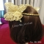 MAI06 มงกุฎผีเสื้อตัวใหญ่สีทอง (งาน handmade)**สินค้ามีจำกัดในเเต่ละล๊อต** thumbnail 8