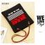 กระเป๋าผ้าสายหนัง BIGBANG MADE -ระบุสี- thumbnail 4