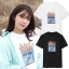 เสื้อยืด ROOCET POTATO Sty.A-PINK -ระบุสี/ไซต์- thumbnail 1