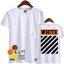 เสื้อยืด OFF-WHITE NEW16ss Sty.Luhan -ระบุสี/ไซต์- thumbnail 2