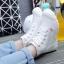 รองเท้าผ้าใบแฟชั่นหุ้มข้อ thumbnail 5