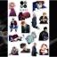 สติ๊กเกอร์พีวีซีเซต BTS WINGS thumbnail 1