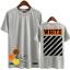 เสื้อยืด OFF-WHITE NEW16ss Sty.Luhan -ระบุสี/ไซต์- thumbnail 4