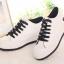 รองเท้าผ้าใบแฟชั่น สไตล์เกาหลี ขนาด 35-39 (พรีออเดอร์) thumbnail 3