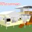 บ้านแฝดชั้นล่างขนาด 11*6 เมตร ระเบียง 2*4 เมตร ชั้นบนขนาด 3*4 เมตร ระเบียง 2*3 เมตร thumbnail 67