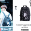 กระเป๋าเป้ YUGYEOM GOT7 Sty.TEO HENN BACKPACK MEDIUM BLACK thumbnail 1