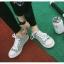 รองเท้าผ้าใบแฟชั่น(ผ้าลูกฟูก) thumbnail 3