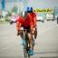 หมวกจักรยาน แบบพิเศษ มีแว่นกัน UV ติดบนหมวกด้วยแถบแม่เหล็ก thumbnail 3